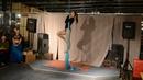 Bongoeventbar at Faiza Tribal / Анна Павленко /Aerial silks / Воздушные полотна / Центр Ирис / Киев