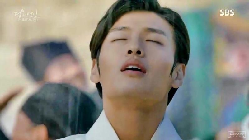 Hae Soo And Wang Wook __ Moon Lovers