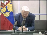Первая интернет конференция президента России Бориса Ельцина 12 мая 1998 года