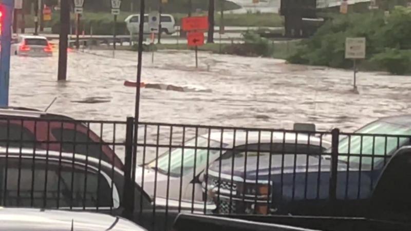 Very bad flood, Pittsburgh PA Flash flood warning[1]
