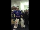 GANGNAM STYLE PARODY by Ice Hockey Goalie Ilya Ezhov Dance Илья Ежов Танец