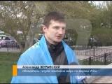 Александр Журавский возвращение на профессиональный ринг. Сюжет ТК