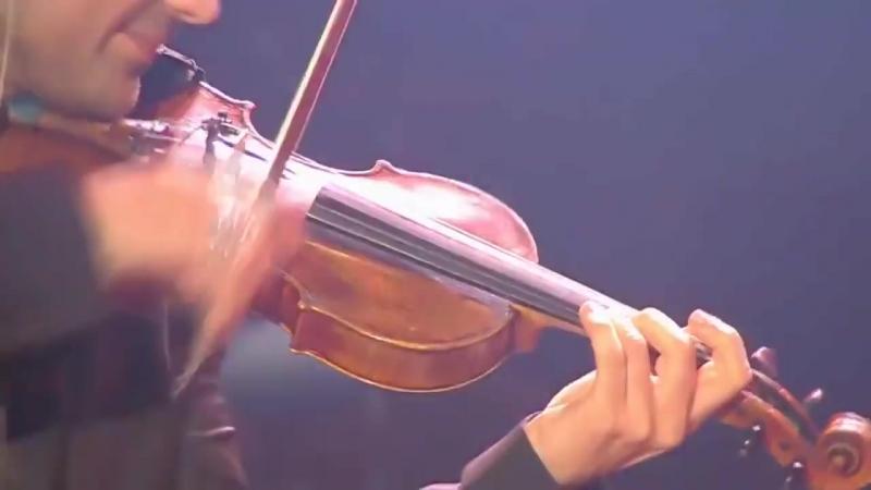 David Garrett танец с саблями Арам Хачатурян