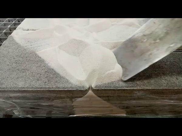 Модифицированный песок для заполнения швов между брусчаткой