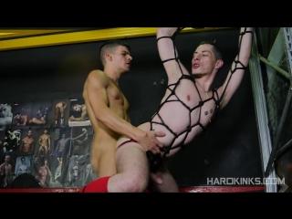 [hard kinks] mutty vs crunchboy - fabien crunchboy  sergio mutty