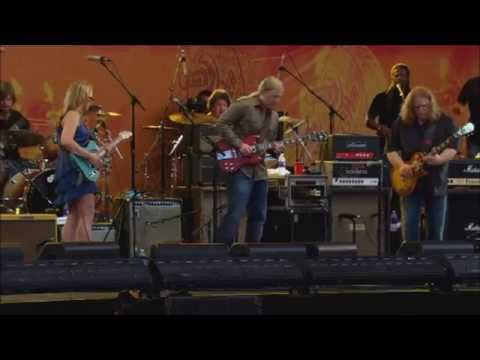 Comin' Home - Tedeschi Trucks Band, Warren Haynes (Crossroads Guitar Festival 2010)