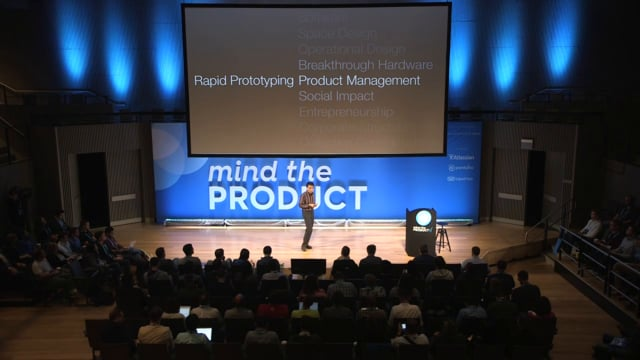 Rapid Prototyping Product Management by Tom Chi at Mind the Product San Francisco