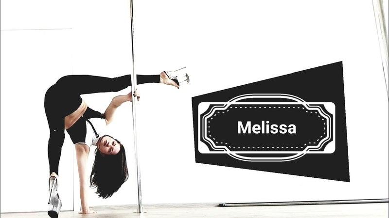 Melissa Mikhaylova pole dance EXOTIC