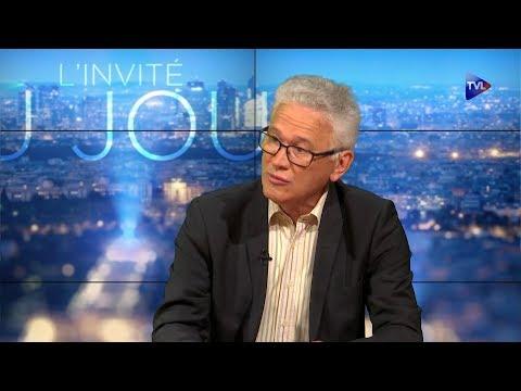 Zoom Hervé Juvin présente son ouvrage France le moment politique