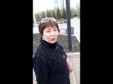 Астанада журген кезим