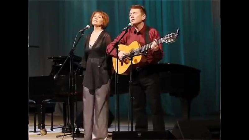 Галина и Борис Вайханские - Где (стихи Генриха Гейне)