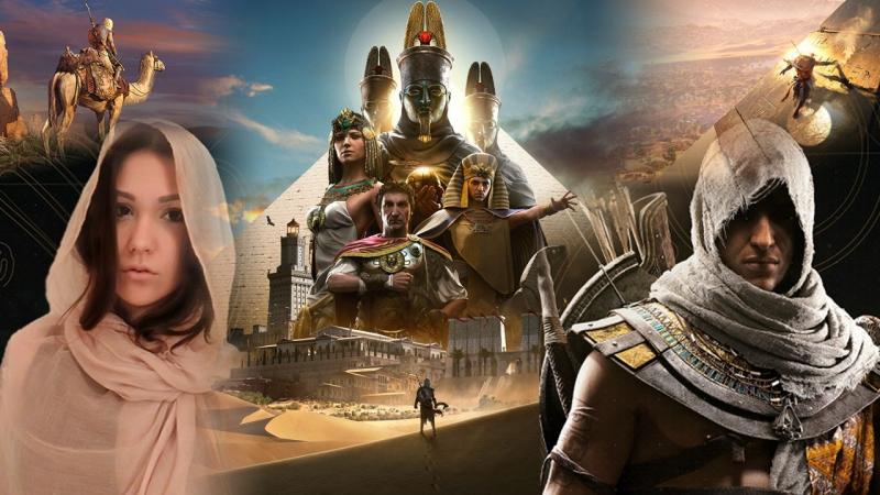 Ничто не истинно, все дозволено! Assassin's Creed Origins. Во имя Амон РА!)