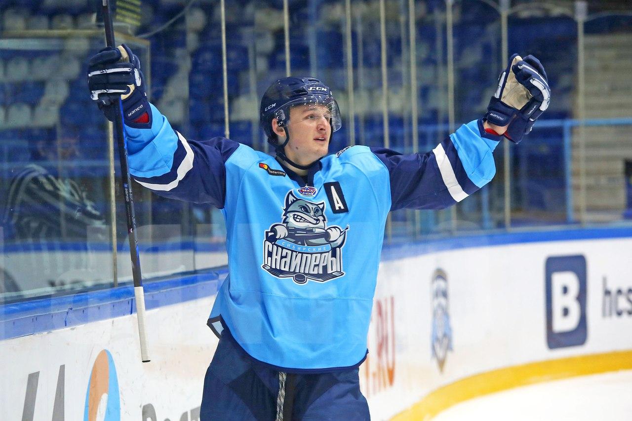 Дубль Шашкова принес победу над «Медведями»!