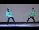 Танец: Хватит учить - давай танцевать! (hip-hop) - Соня Макиенко и Ксюша Макиенко