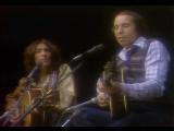 Paul Simon &amp George Harrison - Homeward Bound. 1976