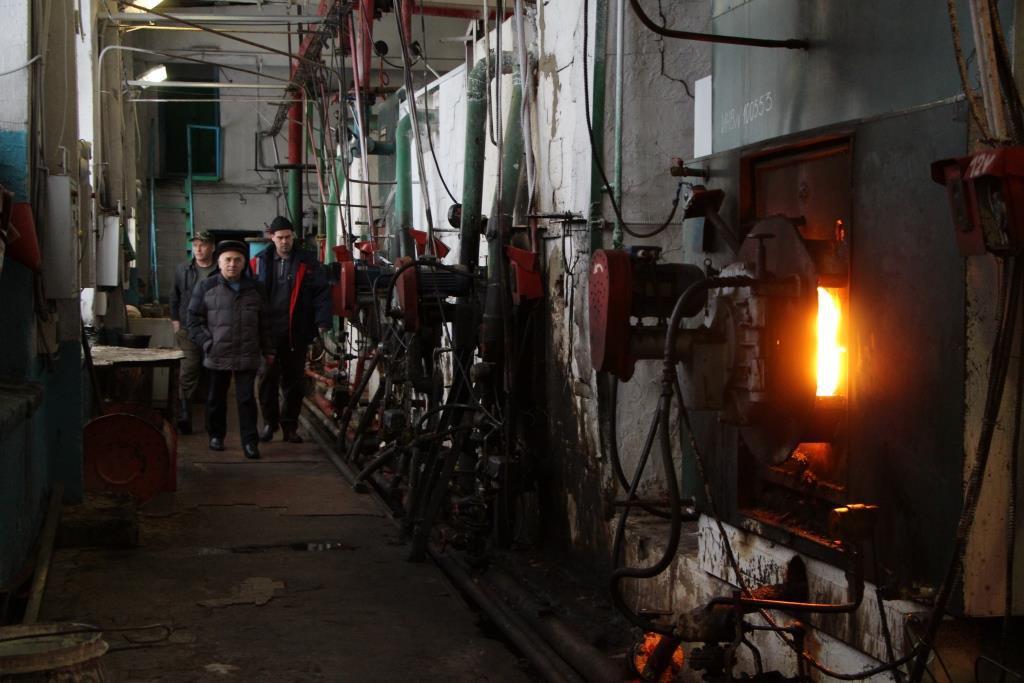 Руководитель администрации района Николай Жилин провел рейд по образовательным организациям и объектам ЖКХ