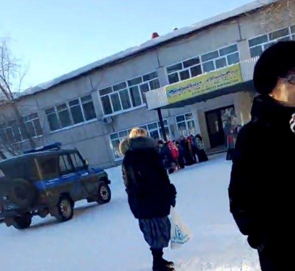 В Красноярском крае эвакуирована вторая за сегодняшний