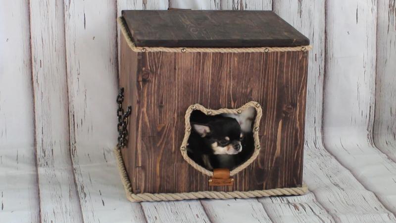 Дом-тумба для кошек и собак