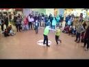 СИТИ БАТТЛ 5 BREAK DANCE 2x2 BBOY ВАНЯ BGIRL БОЧКАЕВА ЛЕРА win ws BBOY ПЕРЕПЛЕТЧИКОВ АНДРЕЙ BBOY СИМАХИН АНДРЕЙ