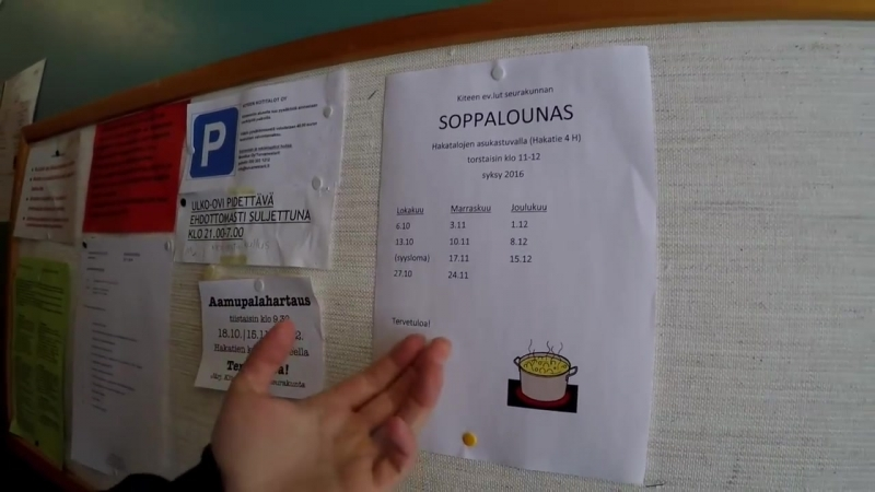 Моя квартира в Финляндии. Где живут бедные финны..mp4