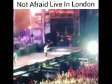 I'M NOT AFRAID❤️ Лондон