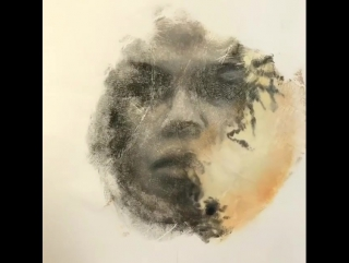 необычная живопись от Russell Powell
