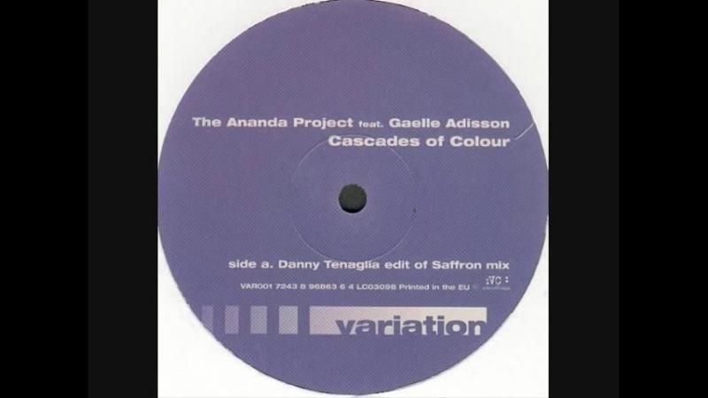 The ananda project ★ cascades of colour ★ danny tenaglia edit of saffron mix