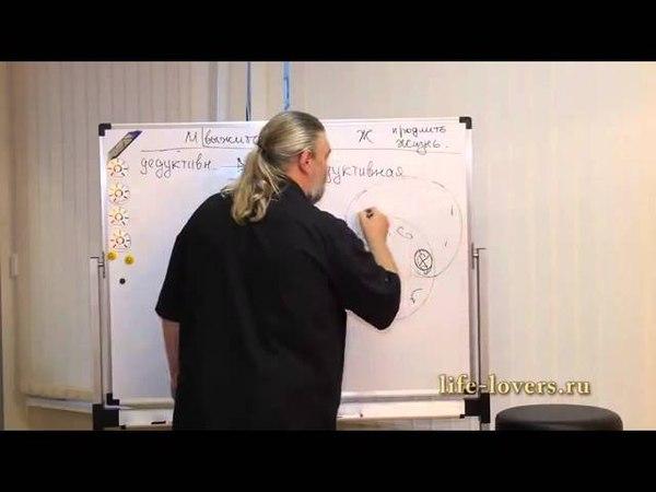 Психолог Алексей Капранов о женской логике
