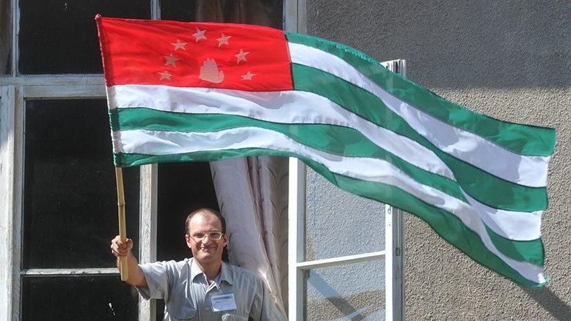Сирия признала независимость Абхазии