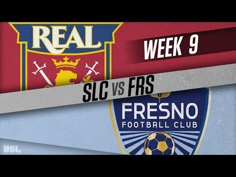 Real Monarchs SLC vs Fresno FC: May 12, 2018