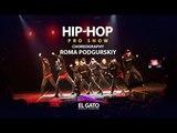Hip-hop Pro Show I Roman Podgurskiy