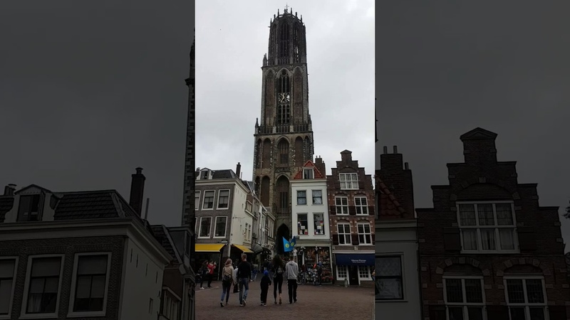 Domtoren in Utrecht plays What I've Done Numb by Linkin Park to honour Chester