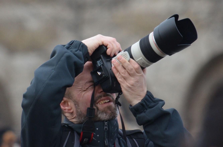 Работа фотографом в журнал