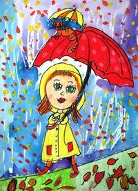 рисунки детские картинки