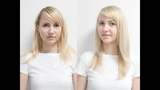 Окрашивание от Тани Шарк. Выравнивание цвета блонд.