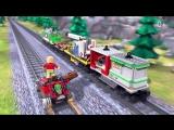 Ограбление поезда LEGO City