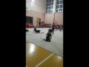 Художественная гимнастика 144 школа Чурсина Маша 2013г р мастерство со скакалкой
