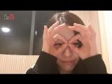 [171110] MIX9 (MIXNINE) - Jeon Ye Im selfcam