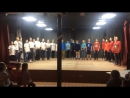 Битва хоров-2ой отряд