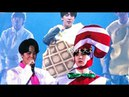BTS Food Chefs Costumes Dance Break Japan Fanmeeting Vol 4 Day 2 - Happy Ever After
