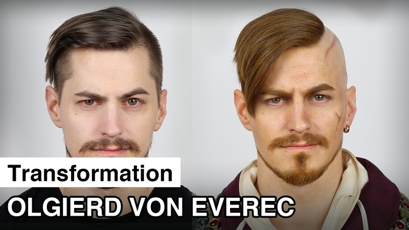 Cosplay Transformation - Olgierd von Everec - The Witcher 3
