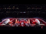 Chicago Blackhawks Projection Show