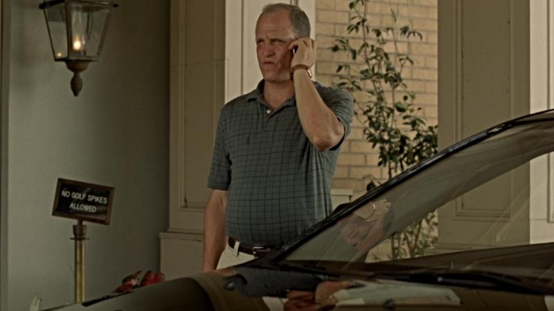 «Настоящий детектив» - Давай готовь свои кабели. Он врёт паскуда!