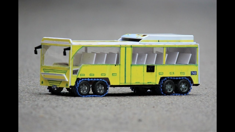 How To Make a Bus - Multi Axle AC Bus