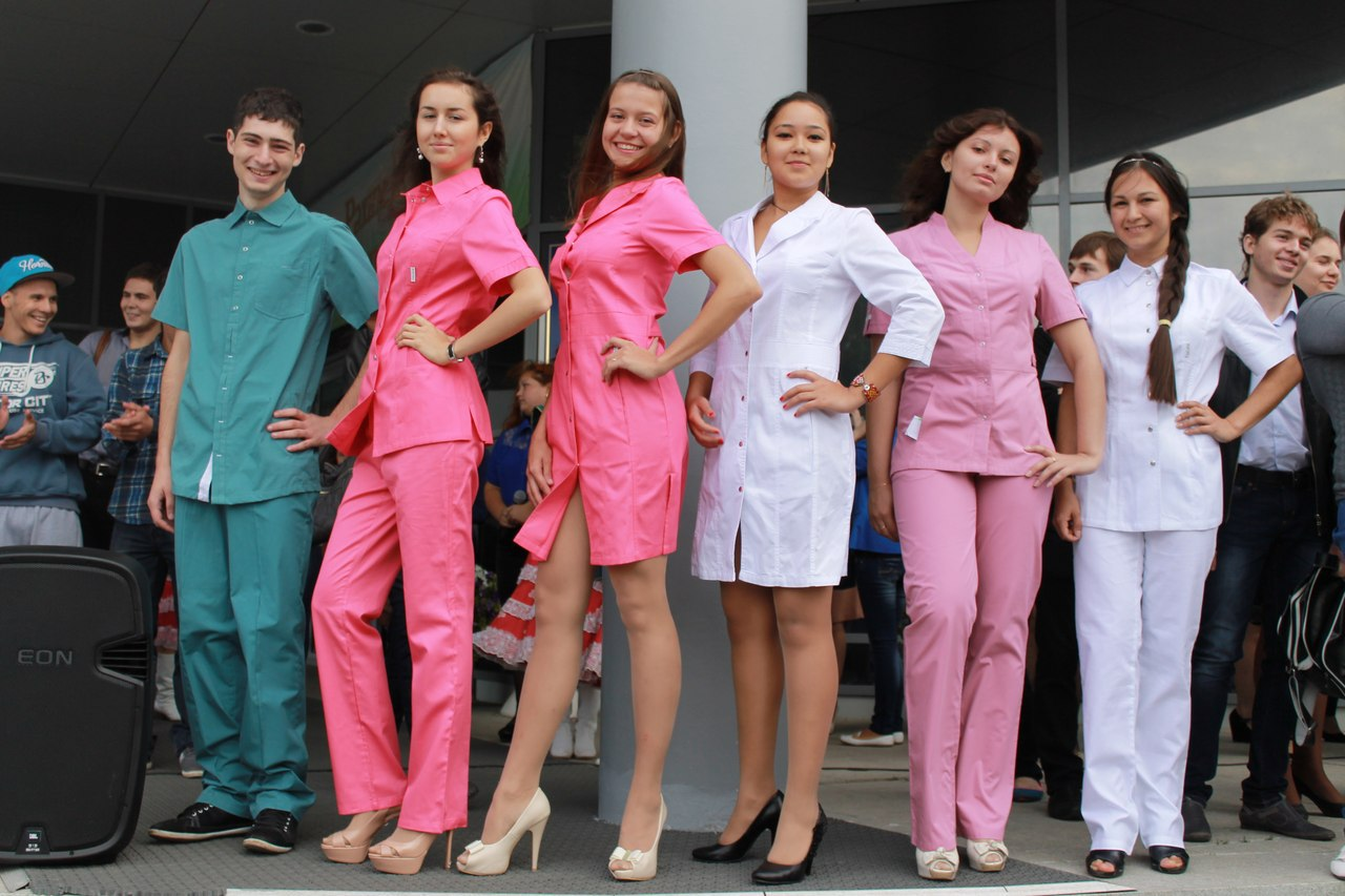 Где покупать медицинскую одежду?