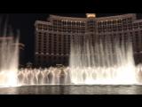 Поющие фонтаны в Вегасе - And all that Jazz Catherine Zeta-Jones