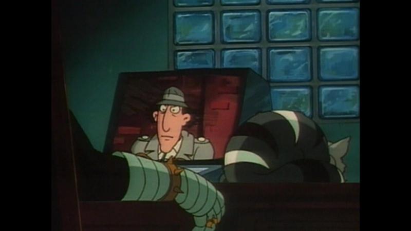 Инспектор Гаджет 1x54 Smeldorado 1983 Inspector Gadget
