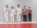 Детская группа клуба бразильского джиу джитсу Lock&Choke