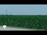 Probably the best UFO footage of 2018 so far, July 13, La Porte Indiana (Disclose Screen)