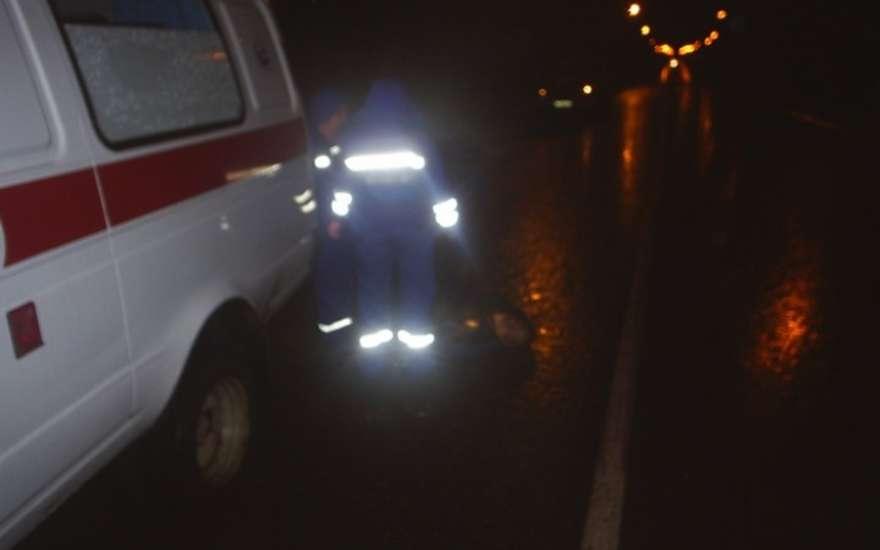 В Таганроге автоледи на Hyundai Accent сбила пенсионерку на улице Выгонной